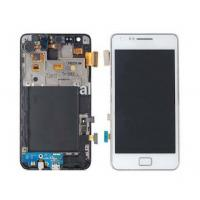 China Samsung galaxy S2 ii i9100 LCD Touch Screen with Digitizer frame Assembly on sale