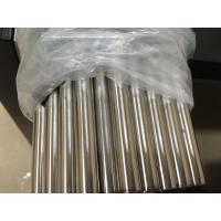 China Cold Drawn Welded Stainless Steel Pipe 304 316 Stainless Steel Welded Tubes on sale