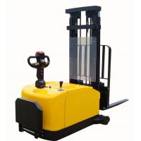 Counter weight type electric pallet stackers AC power with pedal
