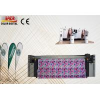 China Fabric Sublimation Printing Machine With Epson 4720 Head / CMYK Digital Printer on sale