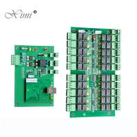 Quality TCP/IP 40 Floors Biometric Fingerprint And RFID card Elevator Access Control Board DT40 Lift Controller System for sale