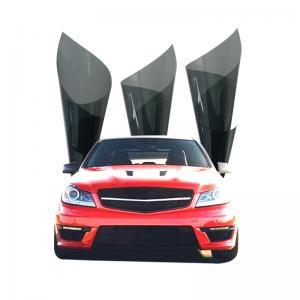 Quality High Light Transmission Solar Shade Window Films , Low Reflection Car Window Tint Film for sale