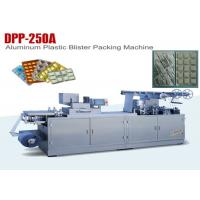China Food Blister Packing Machine Automatic Alu PVC Packaging Machine DPP-250A on sale