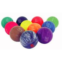 Quality Colorful Funny Indoor Games Bowling Ball Equipment With Personalised Logo for sale