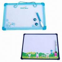 Quality Whiteboard, Made of Magnetic Steel Board, Used in Schools, Factories, Offices and Other Places for sale