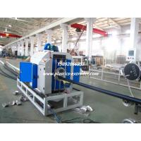 Quality HDPE PE PP PPR Materials Pipe Extrusion Machine Professional for sale