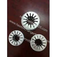 Quality Galvanized Steel Sheet Circular Spacer Rings For Embedded G Base Fin Tubes for sale