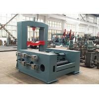 HZL-1200 Hydraulic Automatic Centering H beam Assembly Machine 1200mm Web Height