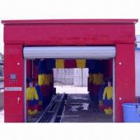 China Fully Automatic Tunnel Car Wash Equipment, CE Certified on sale