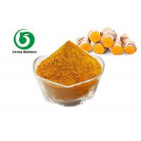 China 20% Turmeric Root Extract For Healthcare Supplement Anti - Atherosclerotic on sale