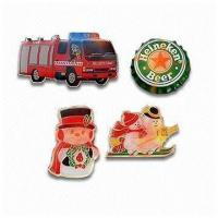 Buy cheap Customized Flashing Emblem Pins Ideal as promotional Items from wholesalers