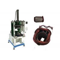 China PLC Control Automatic Coil Forming Machine For Stator Winding Final Forming SMT - ZZ160 on sale