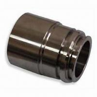 Quality Precision Turned Part, Made of Aluminum, Available with Hard Coat Anodized Surface Finish for sale