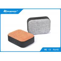 Quality Popular Cloth Bluetooth speaker with FM Radio , Support Handsfree, TF card,U Disk,Line-in for sale