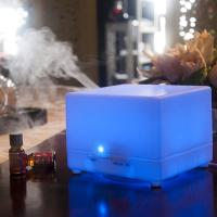 China Ultrasonic Essential oil aromatherapy diffuser  with big tank on sale