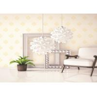 China Simple Chinese Classical Back To The PVC pattern Living Room Wallpaper With CE/ISO/SGS/CSA wholesale