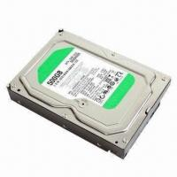Quality 3.5-inch 500GB Hard Drive, Western Digital RE4 WD5003ABYX SATA2 with 7,200rpm Speed and 64MB Cache for sale