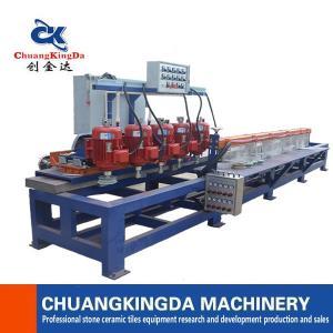 Buy cheap Chuangkingda Manufacturer Stone Marble Granite Round 180 Degree Edge Polishing from wholesalers