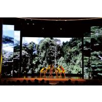 Quality Ultra Thin SMD P3 Indoor Rental Led Screen 192mm * 192mm For Back Stage Background for sale