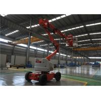 Quality 230KG Load Articulating Boom Lift Z-48 for sale