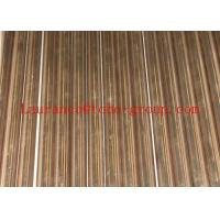 Quality Nickel Copper Tubes, Available in Various Diameters, with C71500/C70600 Grades for sale