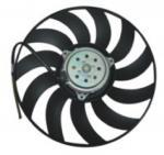 Quality OEM 8E0959455K AUDI Radiator Fan Replacement , 12 Volt Automotive Cooling Fans for sale