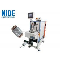 Quality Semi Automatic Lace Machine Middle Size Single Working Station CCC Certificate for sale