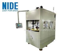 Quality Automatic stator winding machine for washing machine motor for sale