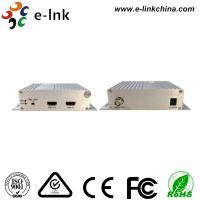 Quality HDMI TO TVI Video CCTV Fiber Optic Converter 4-5 Watts 400 Meters For 1080P for sale