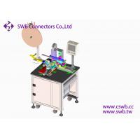China Mutil Functional Pin Insertion Machine Stable Performance Servo Mechanism wholesale