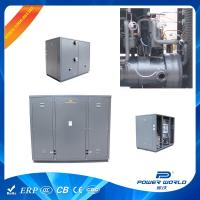 Quality Residential Water / Ground Source Heat Pump Efficiency For Space Heating And Hot Water for sale