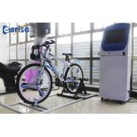 Quality Electronic VR Mobile Cinema Bike Simulator Athletic Exercise 1.6*2.0*1.3M for sale