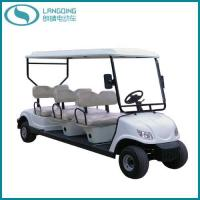 Buy cheap CE Electric Club Buggy Tourist Car 6 Seats (LQY065) from wholesalers
