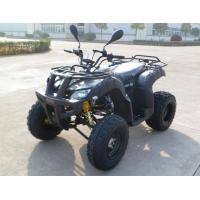 Quality Off Road Quad 200CC ATV 4 x 4 Chain Drive With 10 Inch Big Tire for sale