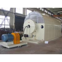 Quality Beer Distillers Grain Pipe Bundle Vacuum Drying Machine Steam / Thermal Oil Heating for sale