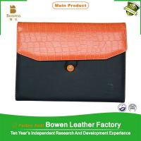 Quality High quality office sup[ply leather portfolio case for sale