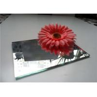 Quality Professional Plain Mirror Glass 3mm 4mm 5mm 6mm Thickness With Beveled Edge for sale