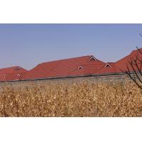 Buy cheap nigeria hot selling stone coated metal roof tile manufacturers in ghana from wholesalers