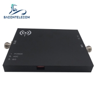Quality 500m2 20dBm 4G LTE 2600mhz Mobile Phone Signal Booster for sale