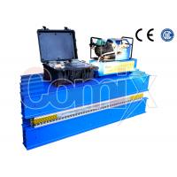 Quality Automatic Hot Vulcanizing Press Machine Aluminum Alloy 24 Inch Small Volume for sale