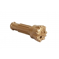 Buy cheap Coal Mining Drilling DTH Hammer Bits With 209 Mm Shank Length from wholesalers