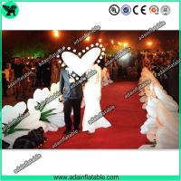 Quality Wedding Event Decoration Inflatable Flower,Inflatable Lily Flower for sale