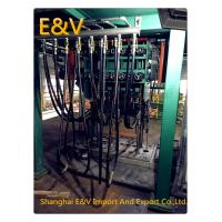 Oxygen Free Copper Vertical Casting Machine 12000T / Y 500 Type Three- Body Furnace