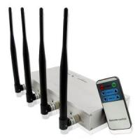 Quality Mobile Phone Jammer | High Power Mobile Phone Jammer with Strength Remote Control for sale