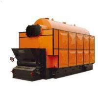 Quality Multifunction Biomass Wood Boiler 2GC - 5 × 6 Water Pump Low Consumption for sale