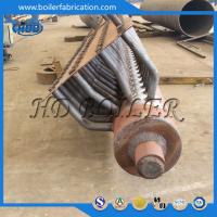 China Industrial Steam Boiler Replacement Parts Manifold Header Eco Friendly Energy Saving on sale