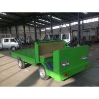 Quality Battery Operated electric cargo vans With 2.5 Ton Loading Capacity Platform for sale