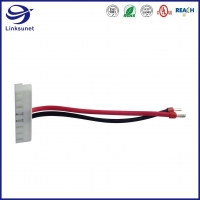Quality Automobile Wiring Harness With 3.96mm Female Latch Lock VH Connectors for sale