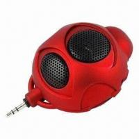 Quality Portable Speaker, Available in Various Colors, USB and Audio Cable, Easy to Operate for sale