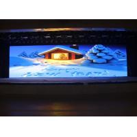 Quality P4 HD Indoor Rental Led Display , Full Color Large Led Video Screens Constant Drive for sale
